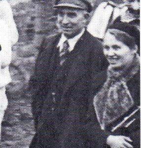 1930 - Karl Möller & Bernhardine Krick