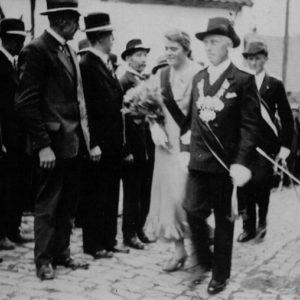 1936 – Josef Feldmann & Theresia Joest