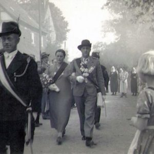 1938 - Wilhelm Zimmermann & Franziska Sämer
