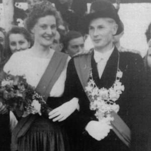 1949 - Franz Ebel & Ursula Von Bockum Dolffs