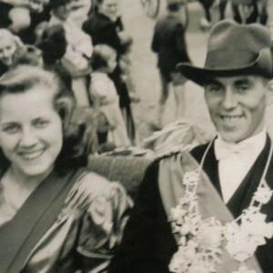 1950 - Anton Hartmann & Hannelore Möller