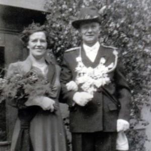 1951 - Joseph Ulrich & Ehefrau Franziska
