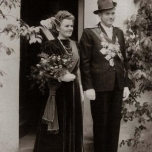 1952 - Franz-Josef Schmidt & Wilhelmine Nasse