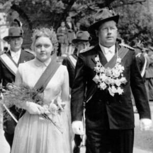 1953 -Theo Lüchtefeld & Gertrude Eickermann