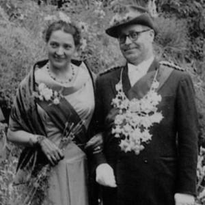 1955 - Wilhelm Knipps & Elisabeth Ittermann