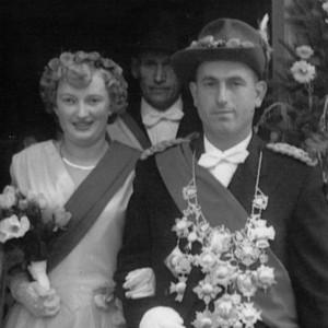 1956 - Robert Nübel & Johanna Fromme
