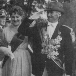 1958 - Johann Kaptur & Brigitte Ebel