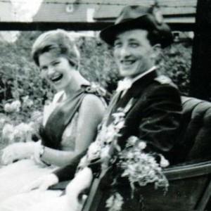 1959 - Wilhelm Kellerhoff & Doris Schroer