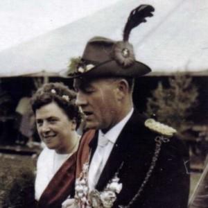 1961 - Wilhelm Linnhoff & Ehefrau Johanna