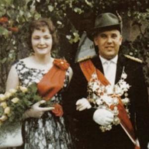 1962 - Josef Schneider & Ehefrau Anneliese
