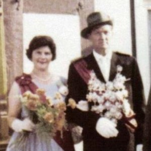 1963 - Eberhard Ebel & Ehefrau Agnes