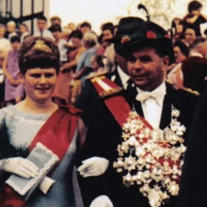 1966 - Paul Wenzel & Doris Keiper