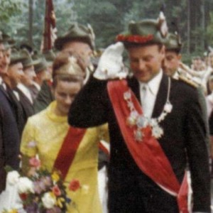 1967 - Franz-Josef Krick & Ehefrau Barbara