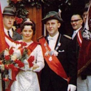 1968 - Albert Ruck & Ehefrau Inge