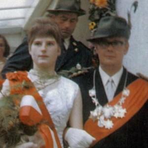 1970 - Herbert Witt & Hedwig Fromme