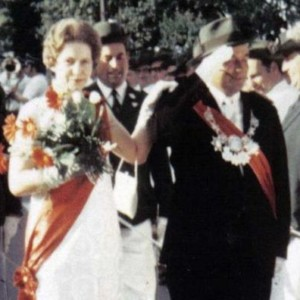 1971 - Klemens Nübel & Carola Säcker