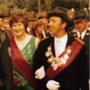 1973 - Ulrich Herbst & Ehefrau Ruth