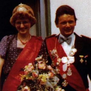 1979 - Franz-Josef Herbst & Ehefrau Marlies