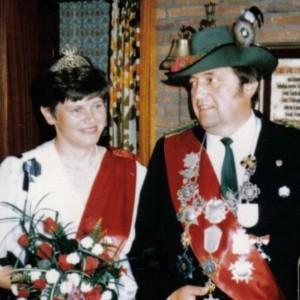 1985 - Joachim Keiper & Ehefrau Doris