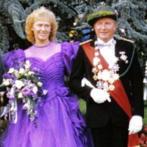 1991 - Wolfgang Knoche & Ehefrau Edeltraud