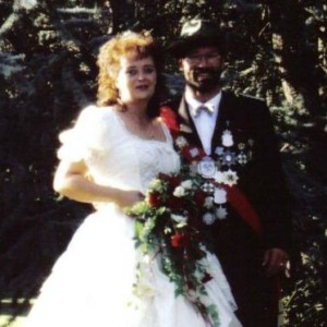 1998 - Helmut Ebel & Ehefrau Regina
