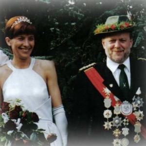 1999 - Johannes Kollmann & Ehefrau Ursula