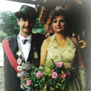 2001 - Guntram Leniger & Ehefrau Martina