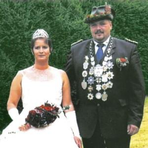 2002 - Markus Herbers & Ehefrau Judith