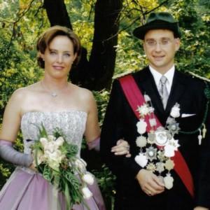 2003 - Claus-Michael Honsel & Ehefrau Birgit