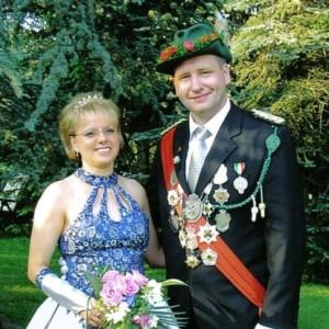 2004 - Christian Moers & Ehefrau Gabriele