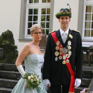 2005 - Tobias Menke & Ehefrau Stefani