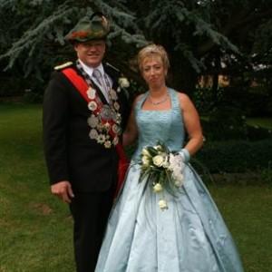 2008 - Joachim Bogatz & Ehefrau Sabine