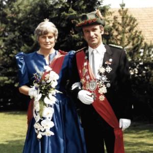 1987 - Hans Scharenberg & Ehefrau Ursula