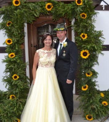Kaiserpaar 2019 Karsten & Sandra Nübel