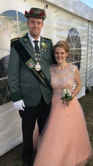 2019 - Nicolas & Alina Franke